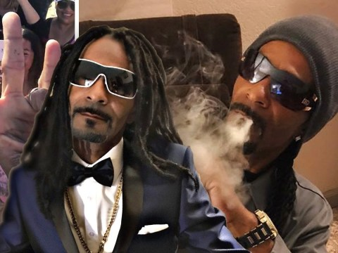 Dad-of-five has gone from navy veteran to professional Snoop Dogg lookalike