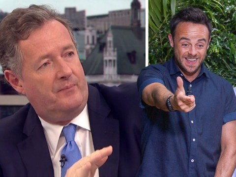 Piers Morgan says Declan Donnelly 'should carry on' without Ant McPartlin