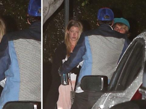 Justin Bieber takes mystery girl home amid Jelena split rumours
