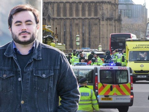Man thrown across bonnet of terrorist's car in Westminster Attack relives ordeal