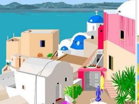 87-year-old grandma creates incredible images using Microsoft Paint