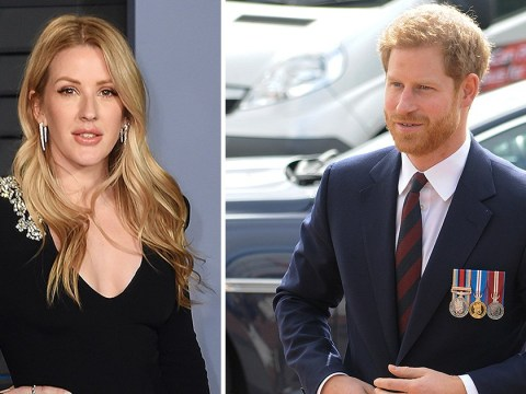 Prince Harry invites Ellie Goulding to royal wedding – making that three exes at one ceremony