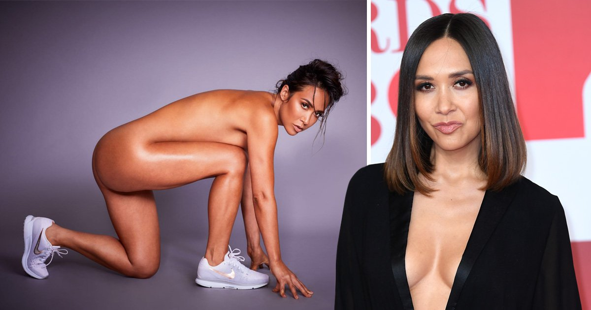 Myleene Klass refuses to stop posting naked photos as she vows to ignore trolls