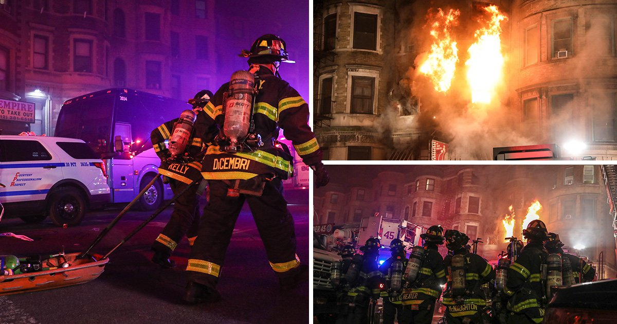 Firefighter dies after blaze breaks out on set of Bruce Willis and Edward Norton film