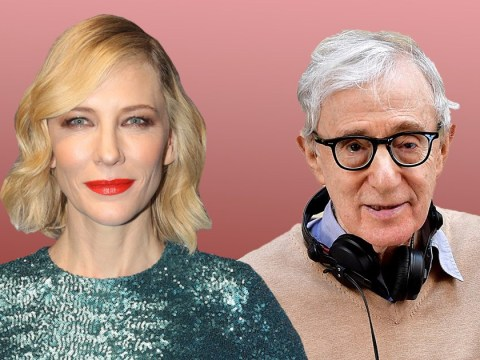 Cate Blanchett opens up about why she 'stayed quiet' on Woody Allen