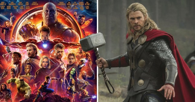 Has the start of Avengers: Infinity War already been revealed