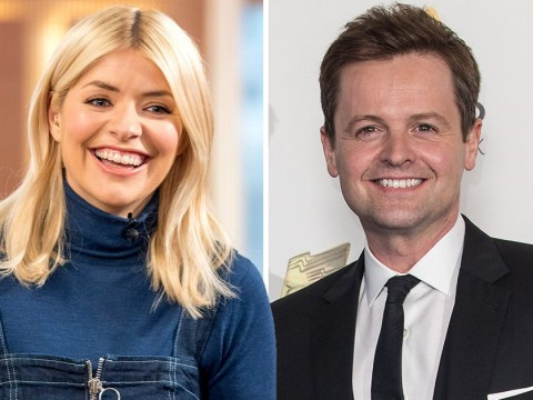 Declan Donnelly's joke Holly Willoughby could replace Ant McPartlin resurfaces as first solo Saturday Night Takeaway approaches
