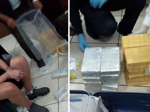 Brit 'with 32kg of cocaine hidden inside suitcase' arrested in Peru