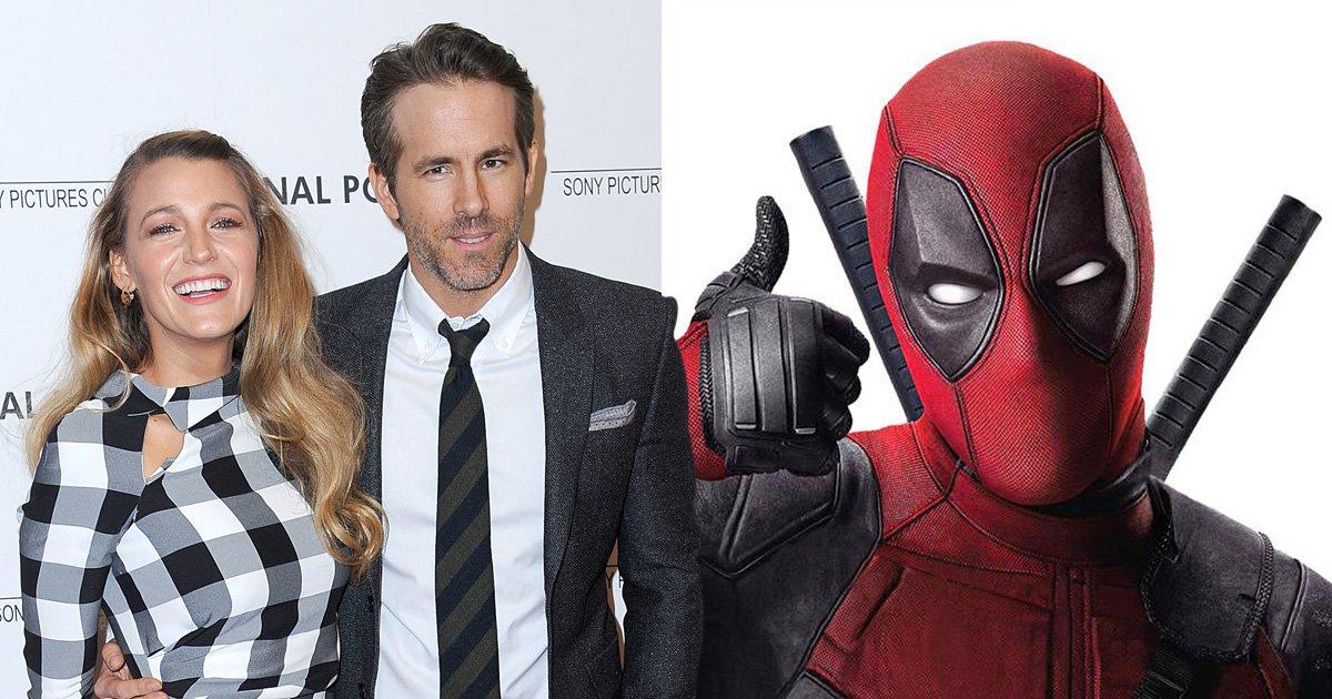Ryan Reynolds shades wife Blake Lively in Deadpool 2 trailer
