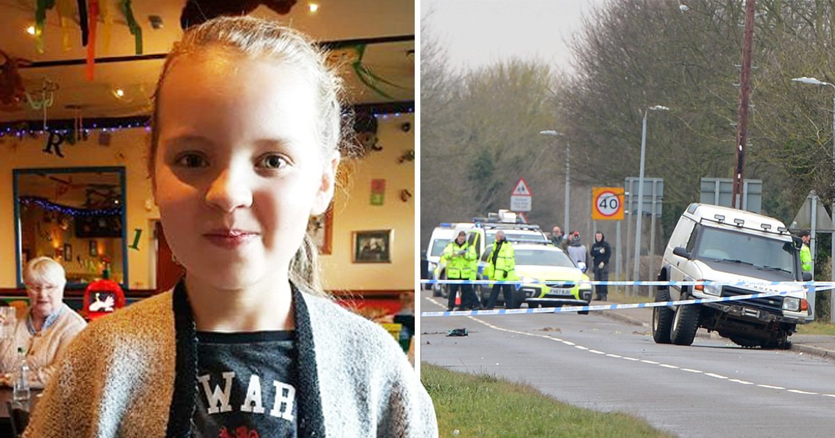 Girl tragically killed in crash after beating leukaemia saved three others with organ donation