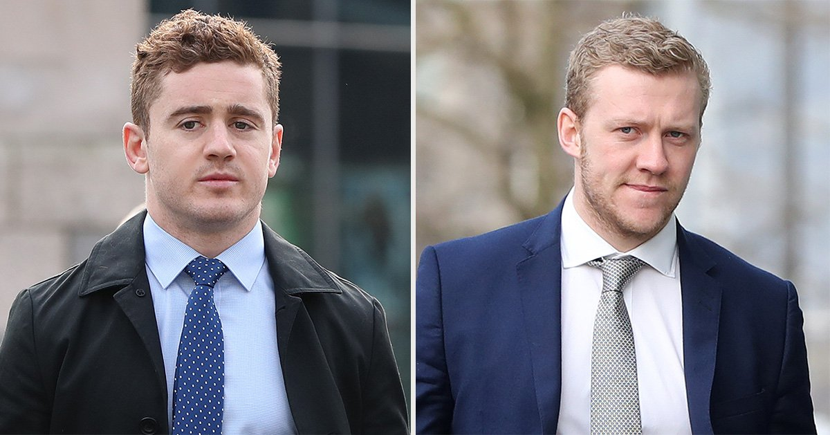 Irish rugby players cleared of raping woman on night out in Belfast