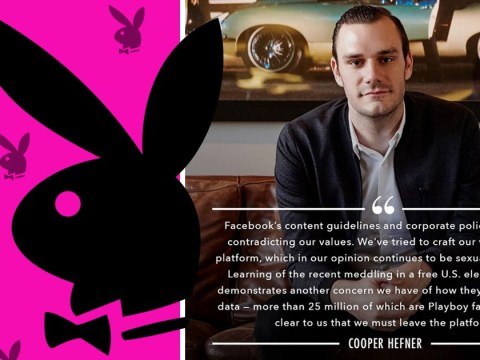 Playboy joins SpaceX and Tesla by deleting its Facebook account