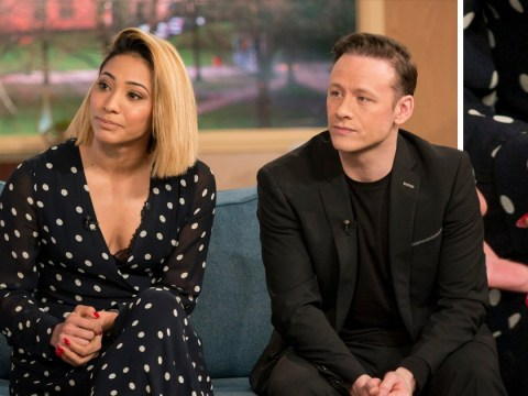 Strictly's Karen Clifton refuses to take off wedding ring despite divorce as she joins ex Kevin