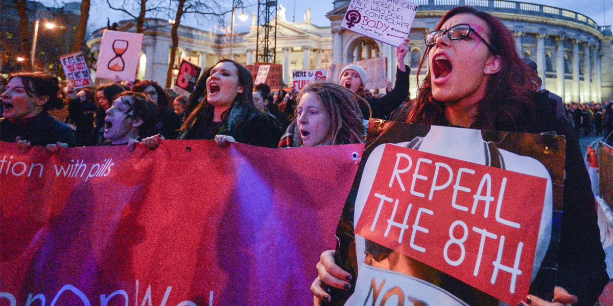 Ireland to hold abortion legalising referendum in May