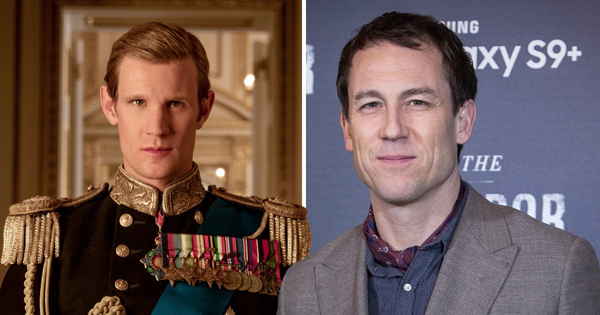Tobias Menzies confirmed as Prince Philip in season 3 of The Crown alongside Olivia Colman