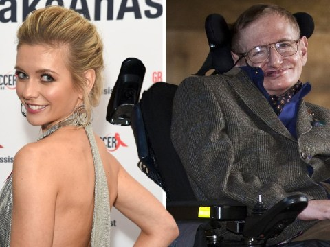 Countdown's Rachel Riley reveals she once did 'private dance' for Stephen Hawking