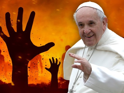 'Hell does not exist,' says Pope Francis