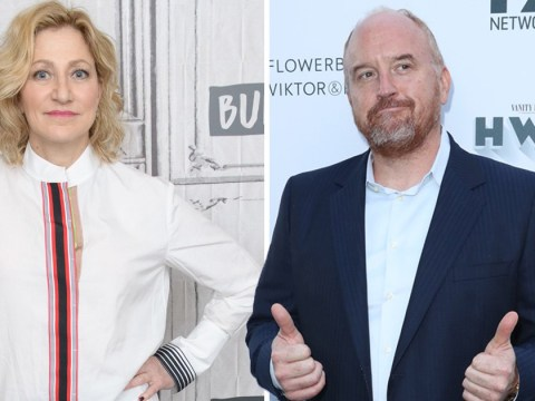 Edie Falco thinks Louis C.K. should get a second chance following sexual misconduct apology