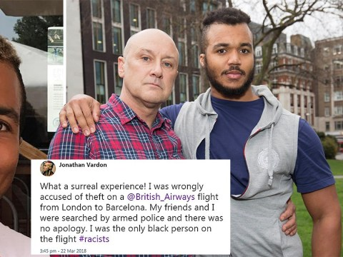 BA passenger accused of stealing iPhone on flight because he was 'only black man on plane'