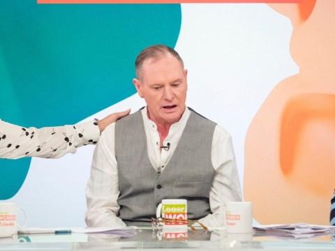 Paul Gascoigne wells up on Loose Women as he reveals addiction to Calpol