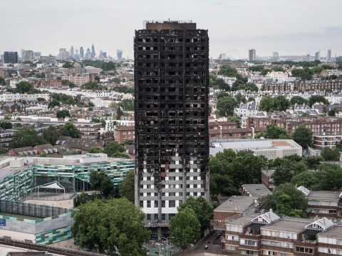 Man charged with fraud over Grenfell Tower fire