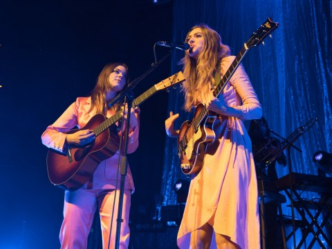 First Aid Kit deliver enough warmth to shake off the Beast From The East at The Roundhouse
