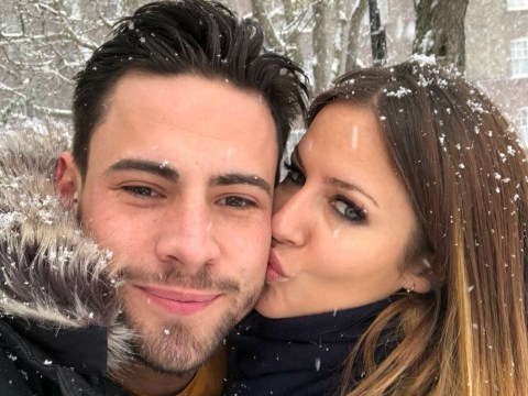Caroline Flack and Andrew Brady 'split' amid cheat rumours just weeks after confirming relationship