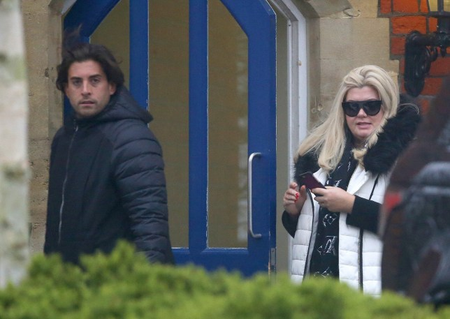Picture Shows: James 'Arg' Argent, Gemma Collins March 03, 2018 * Min Web / Online Fee ?300 For Set * 'The Only Way Is Essex' stars, Gemma Collins and James 'Arg' Argent are seen leaving her flat together after their date the night before in Brentwood, UK. The pair shared on social media that they were going out on a 'date night'. * Min Web / Online Fee ?300 For Set * Exclusive WORLDWIDE RIGHTS Pictures by : Flynet Pictures ? 2018 Tel : +44 (0)20 3551 5049 Email : info@flynetpictures.co.uk