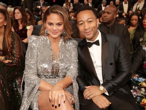 Chrissy Teigen says John Legend is 'fasting ahead of shirtless scene' in Jesus Christ Superstar