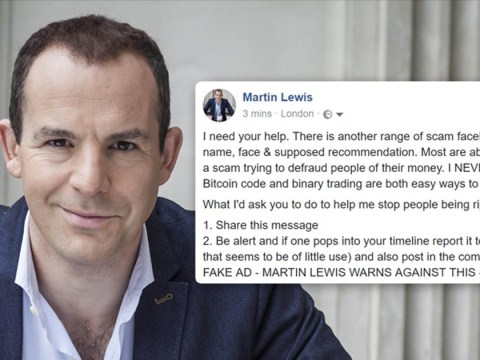 Martin Lewis says new Facebook scam is using his name to rip people off