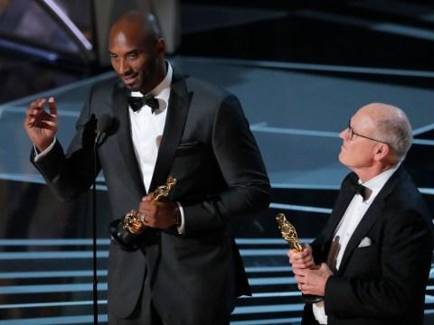Kobe Bryant wins Oscar amid Me Too movement despite sexual assault allegations