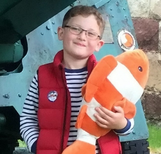 """FILE PICTURE - Archie Spriggs. A seven-year-old boy was found """"blue, freezing"""" and dead in his bed after he had been killed, a court heard. See NTI story NTIMURDER. Archie Spriggs's body was found on his bunk by the partner of Lesley Speed, 44, who denies his murder. A 999 call made by Darren Jones was played to Birmingham Crown Court after he found Archie at Ms Speed's home in Wall-under-Heywood, Shropshire. Ms Speed was also discovered bleeding heavily with cuts to her neck, arm and wrist, the jury heard. Mr Jones told an ambulance service call handler he had returned to his home in Rushbury Road on 21 September last year to a """"shocking scene"""", the court heard."""