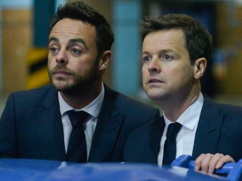 Who will replace Ant McPartlin on Saturday Night Takeaway with Dec?
