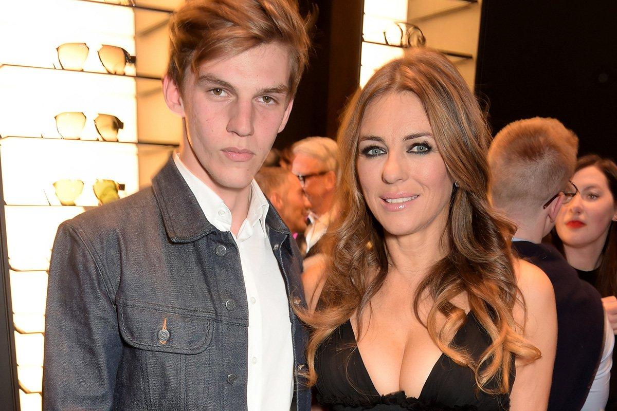 Liz Hurley's nephew Miles breaks silence on brutal stabbing: 'I was millimetres from death'