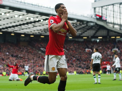 Marcus Rashford loves playing for Manchester United but admits he 'wants more' amid transfer speculation