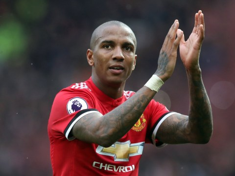Jose Mourinho praises Ashley Young for pocketing Mohamed Salah