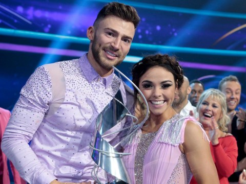 Jake Quickenden suggests Dancing On Ice encourages flirting: 'Nobody wants to ruin a relationship'