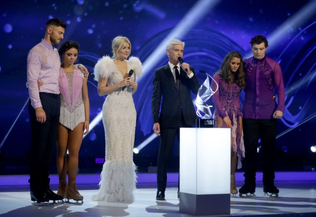 Who Won Dancing On Ice 2018 Final Between Jake And Brooke Metro News