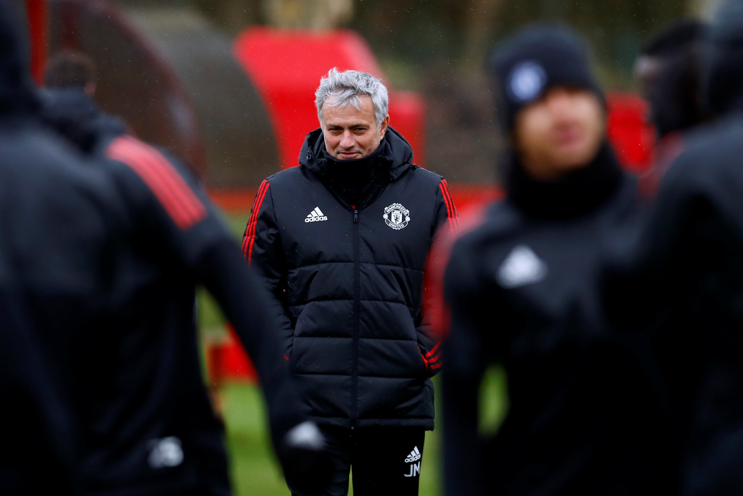 Paul Pogba trains ahead of Sevilla tie, but Manchester United quartet ruled out