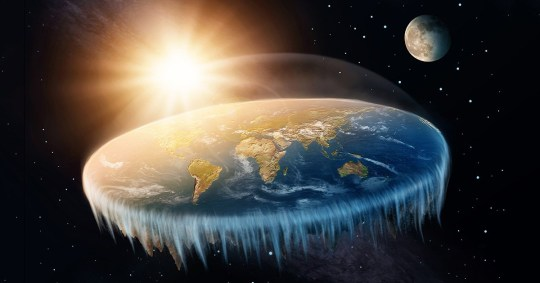 Here's the real reason so many people now believe the Earth is flat