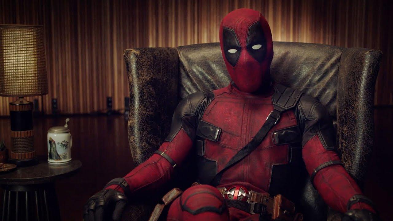When is the Deadpool 2 UK release date?