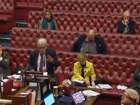 Lords debate until 2.37am to push Brexit legislation through