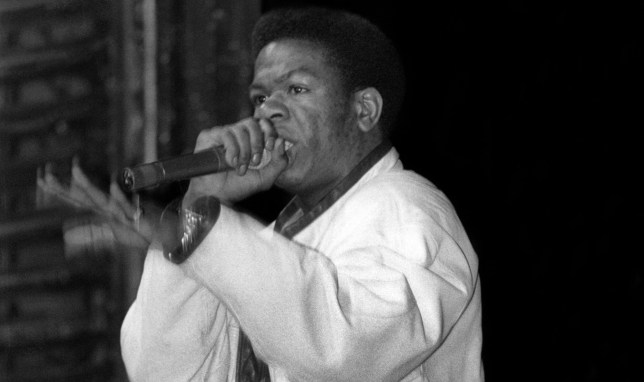 CHICAGO - SEPTEMBER 1994: Rapper Craig Mack performs at the Riviera Theater in Chicago, Illinois in SEPTEMBER 1994. (Photo By Raymond Boyd/Michael Ochs Archives/Getty Images)