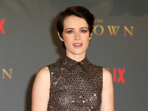 The Crown's Claire Foy responds to Matt Smith pay-gap scandal as producers of Netflix show apologise