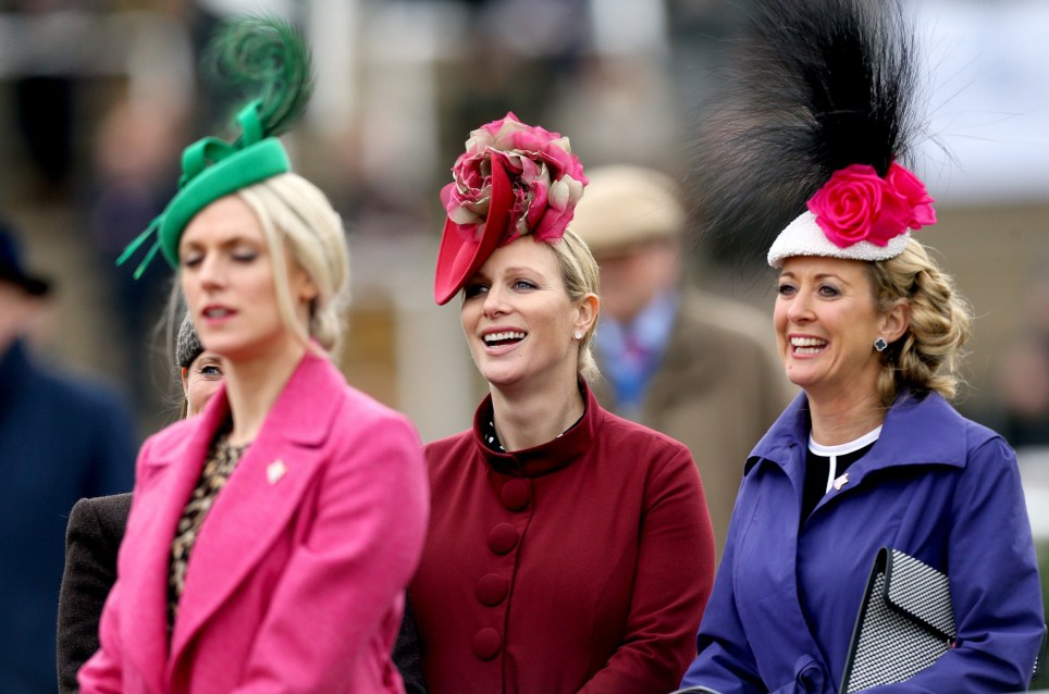 390f8c7c4 Ladies Day at Cheltenham Festival looks a lot more classy than day ...