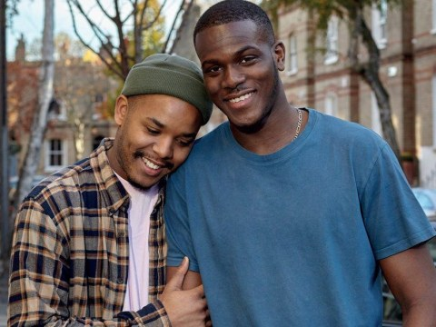 GMFA's new sexual health campaign features black gay couples