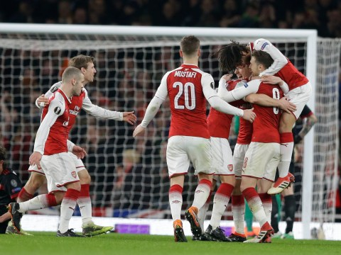 Who can Arsenal face in Friday's Europa League quarter-final draw?