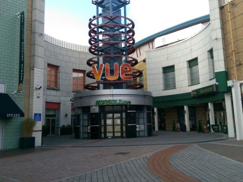 Man seriously injured after head gets stuck in cinema seat in freak accident