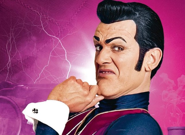 Picture: LazyTown Stefan Karl cancer is back and inoperable