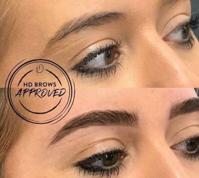 Henna Tattoo Eyebrows: What Are HD Brows And What Is Involved In The Treatment